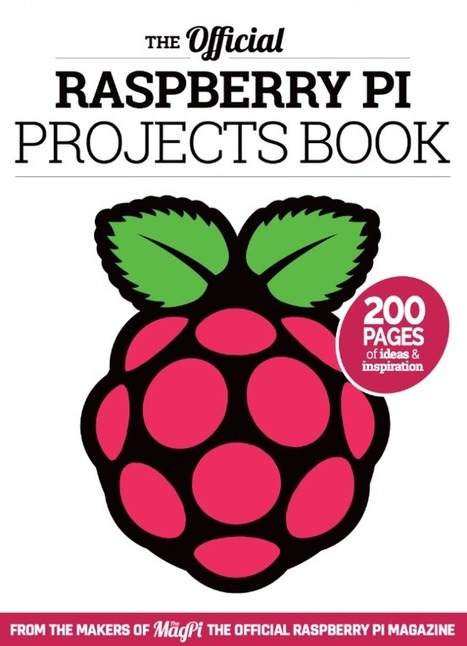 Le livre officiel des projets Raspberry Pi - Korben | [OH]-NEWS | Scoop.it