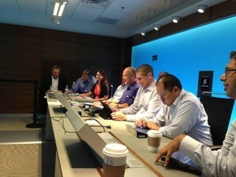 Collaboration and the cloud will improve companies' competitiveness - The Networked Society Blog | Peer2Politics | Scoop.it