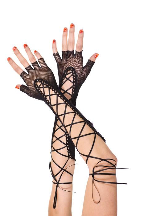 Fingerless Glove Warmer | legsappeal | Scoop.it