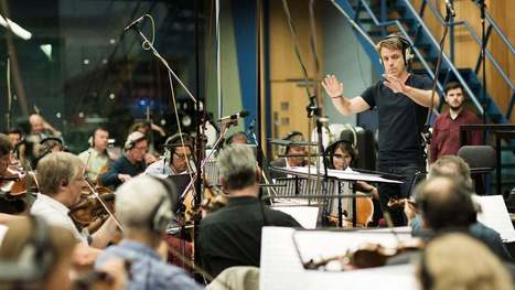 SoundWorks Collection - The Music of The Martian with Composer Harry Gregson-Williams | Synesound Studios | Scoop.it