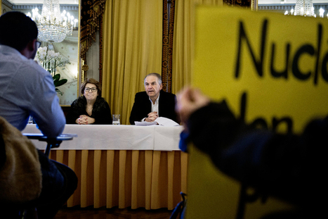 Nucléaire: la Ville réengage une ex-ministre française   Home   Scoop.it