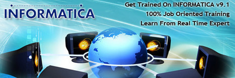 Informatica Velocity Training Program | bi concepts | Scoop.it