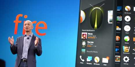 Amazon's New Fire Phone Is A Huge Bet On The Future Of Machine Learning - Business Insider | Open Source learning | Scoop.it