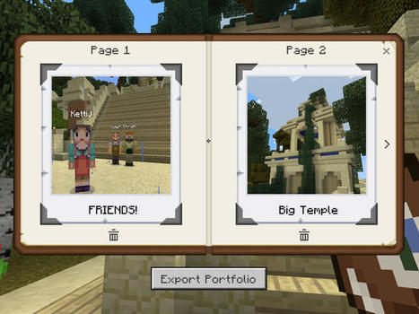 """It's Not Just A Game: """"Minecraft"""" Is Coming To The Classroom 
