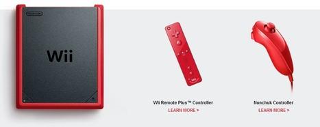 Nintendo lance une Wii mini au Canada | Actualités et Tendances -  High-Tech & Technologies | Scoop.it