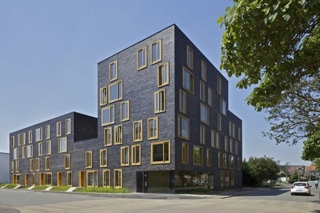 23 Dwellings by FRES Architects   Design   News, E-learning, Architecture of the future at news.arcilook.com   Architecture news   Scoop.it