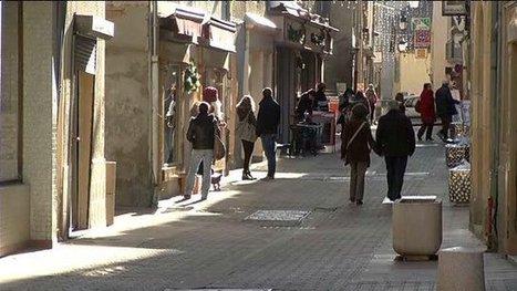 Les habitants de Marvejols se mobilisent pour redynamiser le centre-ville avant Noël - France 3 Languedoc-Roussillon | ECONOMIES LOCALES VIVANTES | Scoop.it