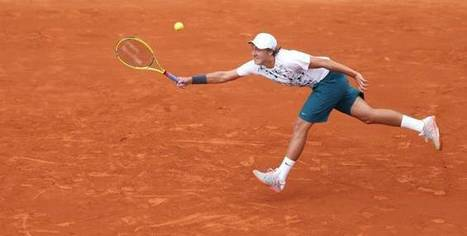 Dimitrov trop fort pour Pouille (Roland Garros 2013) | Tennis & ATP - Vivez la saison 2013 ! | Scoop.it