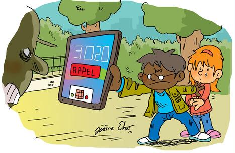Journée nationale de lutte contre le harcèlement à l'école - Les Petits Citoyens | Ele &Fle Twitts | Scoop.it