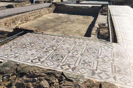 Se abre al público la villa romana de La Majona tras su excavación y restauración | LVDVS CHIRONIS 3.0 | Scoop.it