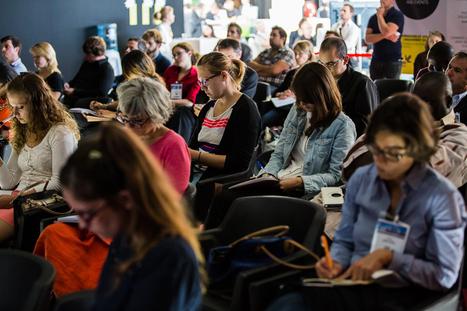 Viscom Paris 2014 : Les conférences du jour à ne pas manquer ! | Visual Communication News | Scoop.it