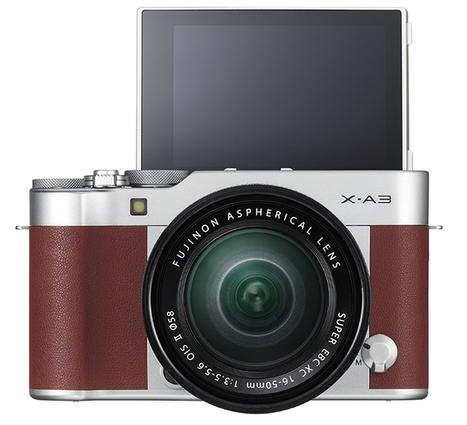 Fujifilm X-A3 : selfie, saison 2 - Le Monde de la Photo | Les X de  Fuji | Scoop.it