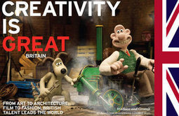 Creative Industries worth £8.8 million an hour to UK economy - News stories - GOV.UK | Publishing | Scoop.it