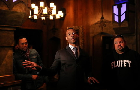 Interview: Ghost tour with 'A Haunted House 2' stars proves to be spirited time - Chicago Tribune | Paranormal | Scoop.it