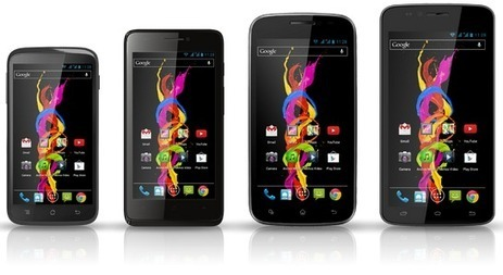 Archos new Titanium smartphone budget series.. Jelly Bean, Dual-SIM support | Mobile Technology | Scoop.it