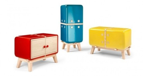 KERAMOS by Coprodotto | Furniture Design | Scoop.it