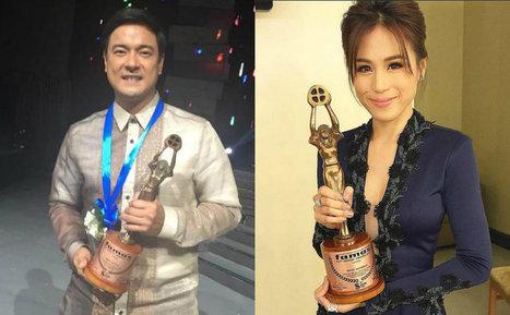 Toni Gonzaga, Allen Dizon bag top acting awards at FAMAS 2015 | Philippine Entertainment | Scoop.it