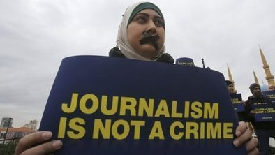 Solidarity day for Egypt journalists | Egypt Week 4 | Scoop.it