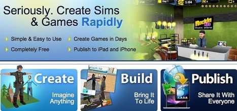 Thinking Worlds   Rapid Sims & Games Creation   Digital Delights - Avatars, Virtual Worlds, Gamification   Scoop.it