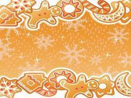 Free Swirl With Star Orange PPT Background - Design Beauty & Fashion Powerpoint Templates   Free PPT Backgrounds   Scoop.it