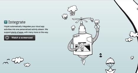 Hojoki: Make all your cloud apps work as one | Pedalogica: educación y TIC | Scoop.it