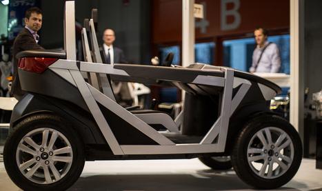 """Urban Tabby, l'auto che si monta - Wired   L'impresa """"mobile""""   Scoop.it"""
