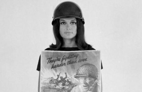 Gloria Steinem – Pop Art Protests | Herstory | Scoop.it