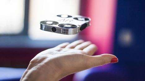 Voici AirSelfie, un drone volant pour réussir vos autoportraits | Heron | Scoop.it