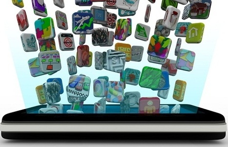 5 Must-Have iOS Apps For Writers - Edudemic | Silvia T's Sussex newsletter | Scoop.it
