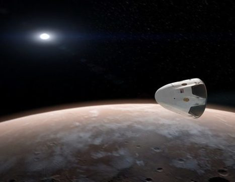 SpaceX could send Red Dragon to Mars in 2018 | The NewSpace Daily | Scoop.it