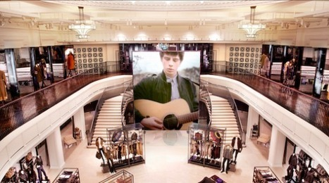 La stratégie digitale démesurée de Burberry - FrenchWeb.fr | Tendances Marketing & Communication | Scoop.it