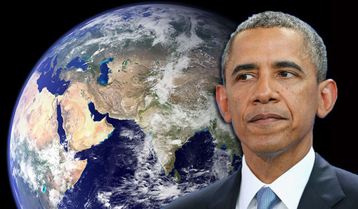 Obama Issues Executive Order: Government to Prepare for Impact of FICTITIOUS Global Warming