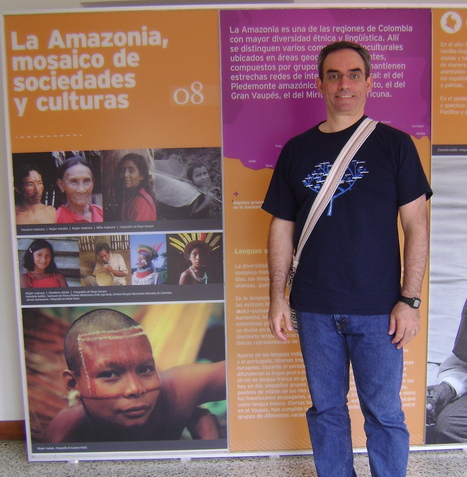 Luiz Amaral @ Amazonicas VI in Colombia | The UMass Amherst Spanish & Portuguese Program Newsletter | Scoop.it