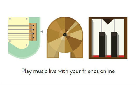 Google Jam Lets You Play Music With Friends Via Chrome Browser | Social on the GO!!! | Scoop.it