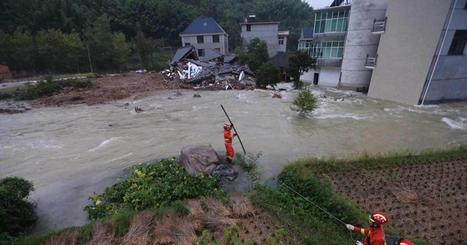 27 Missing in Zhejiang Landslide Following Typhoon Megi | Sustain Our Earth | Scoop.it