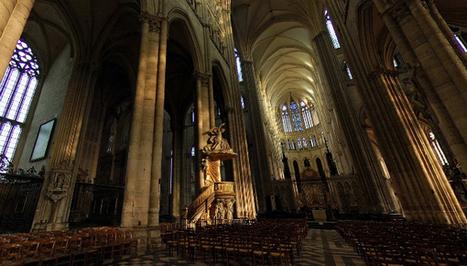 Arquitectura gótica: tres visitas virtuales y una galería de imágenes | El Arte y su mundo | Geografía e Historia | Scoop.it