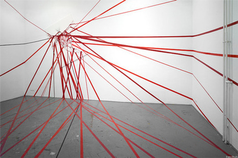Anemona Crisan: Un-Constrained   Art Installations, Sculpture, Contemporary Art   Scoop.it