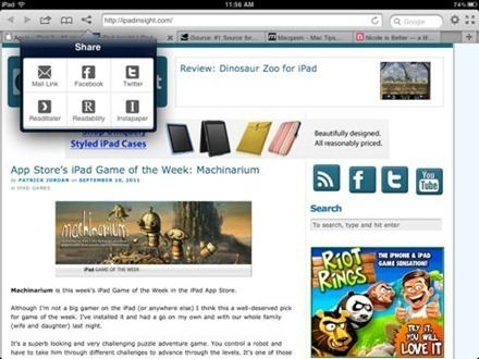 Best Free iPad App of the Week: Terra Web Browser — iPad Insight   Visual*~*Revolution   Scoop.it