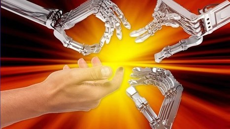 ​Simplified system could allow for better robot-human communications | Robots and Robotics | Scoop.it