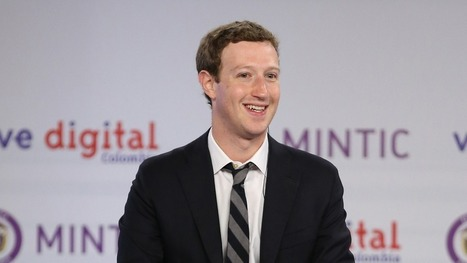 Mark Zuckerberg shows off Mandarin again in Lunar New Year greeting | Peer2Politics | Scoop.it