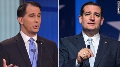 Wisconsin Gov. Scott Walker endorses Ted Cruz | United States Politics | Scoop.it