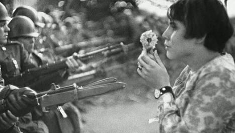 Pictures for peace - La paix au bout de l'objectif  | ARTE | ART & FLE | Scoop.it
