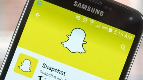 Market To Millennials With Snapchat | SnapChat | Scoop.it