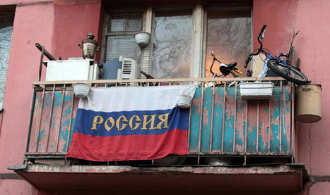 The Absurd World of Russian Public Opinion   Opinion   Life in Moscow From an Expat Perspective   Scoop.it