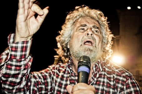 Taking down Grillo: Italian spooks lunge at the Castro of the Med | MN News Hound | Scoop.it
