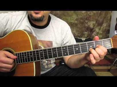 How to Play - More Than Words - Acoustic Guitar Lesson Tutorial | Personal Development & Healing | Scoop.it
