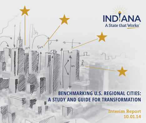 Indiana Regional Cities Initiative Study Findings | Strengthening Brand America | Scoop.it