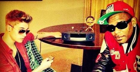 R.Kelly collabore avec Justin Bieber pour ses #MusicMondays - melty.fr | Justin Bieber | Scoop.it