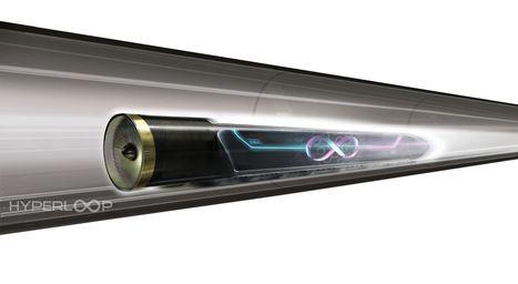 Premier test réussi pour Hyperloop, le train futuriste | Veille & Culture numérique | Scoop.it