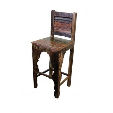 Tuscan Recycled Wood Stools | Tuscan Recycled Wood Stools | Scoop.it